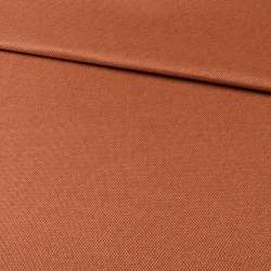 Блекаут льон рогожка теракотова ш.280