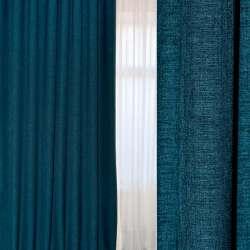 Блэкаут лен сине-черный ш.280