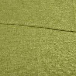 Блэкаут лен зеленый фисташковый ш.280