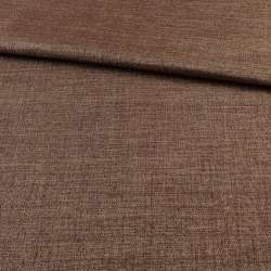 Блэкаут-лен коричнево-бежевый ш.280