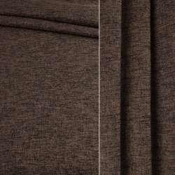 Блекаут-льон коричнево-тютюновий ш.280