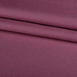Рогожка дрібна блекаут (софт виворіт) рожево-бузкова ш.280
