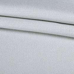 Рогожка дрібна блекаут (софт виворіт) сірий небесний ш.280