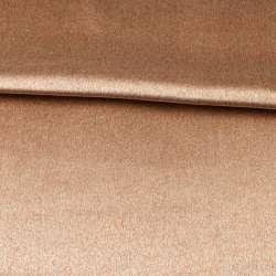 Софт блекаут меланж з блиском оранжево-пісочний ш.280