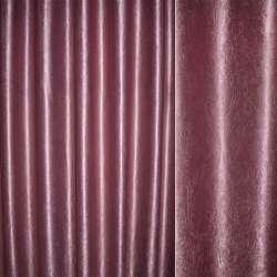 """Блэкаут сиренево-розовый """"крупные завитки"""" ш.280"""