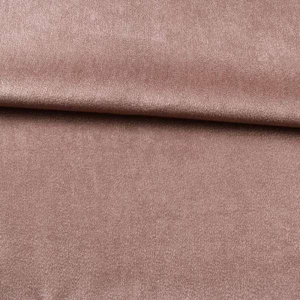 Софт зернистый с блеском коричнево-розовый ш.280