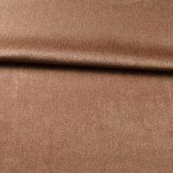 Софт зернистый с блеском золотисто-бежевый, ш.280