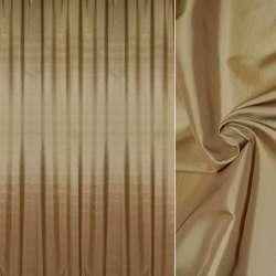 тафта порт. золотисто-коричнева гладка, ш.280