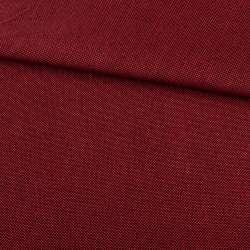 Рогожка червона темна дубльована (на повстяній основі), ш.150