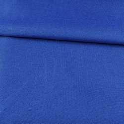 Рогожка синя ультра дубльована (на повстяній основі), ш.150