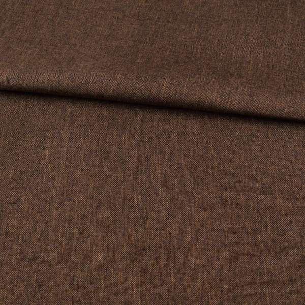 Рогожка коричнева темна дубльована (на повстяній основі), ш.150
