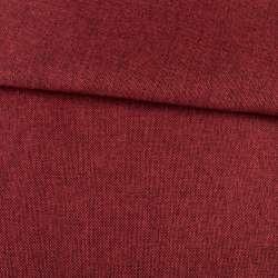 Рогожка на клейовий основі червона темна, ш.150