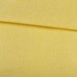 Рогожка на клейовий основі жовта, ш.150