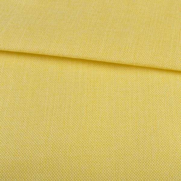 Рогожка на клейовій основі жовта, ш.150