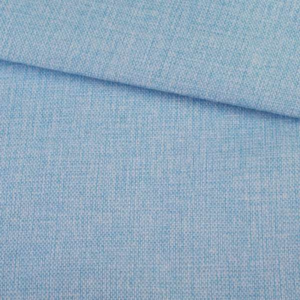 Рогожка на клейовій основі блакитна, ш.150