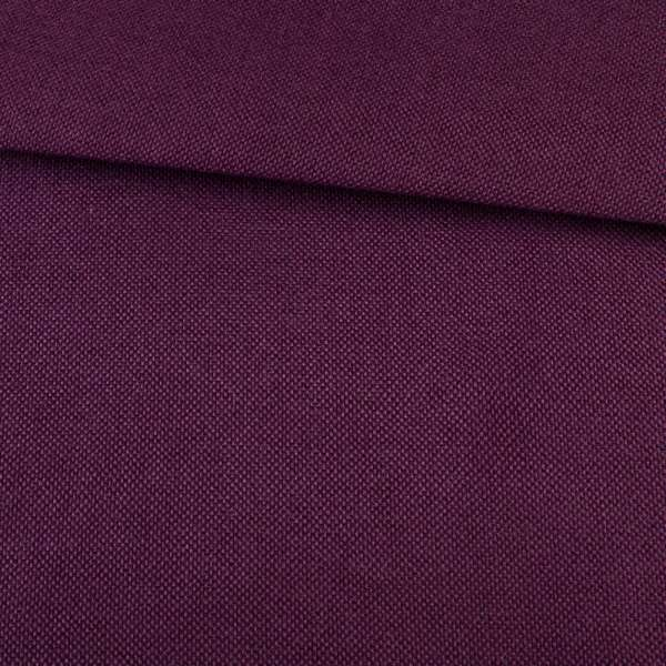 Рогожка на клеевой основе фиолетовая, ш.150