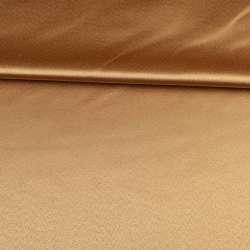 Тканина скатеркова бежева з атласним блиском, ш.320