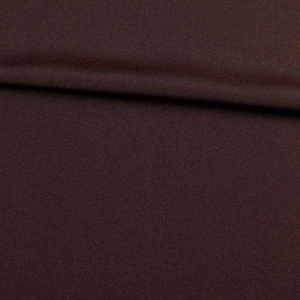 Тканина скатеркова коричнева темна, ш.320