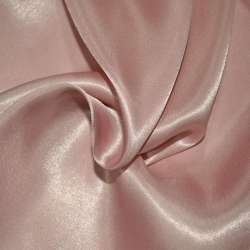 Атлас портьерный розовый-фрез ш.280