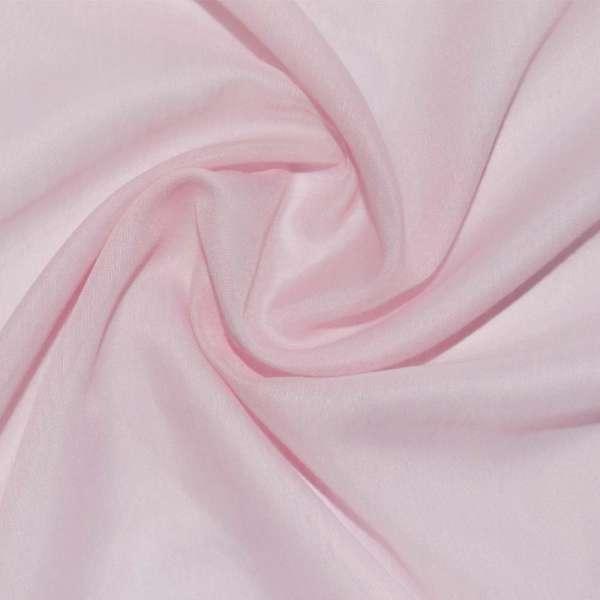 Батист гардинный розовый бледный Германия ш.300