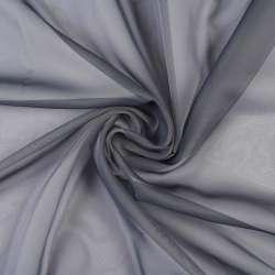 Вуаль сіро-фіолетова з обважнювачем Німеччина, ш.300