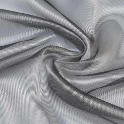 Мікросетка хамелеон сіро-чорна, з обважнювачем, ш.300