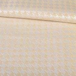 Жаккард портьєрний (асорті) беж, блакитний, ш.145