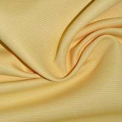 Жаккард рельефный ярко желтый ш.141