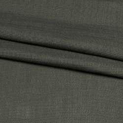 Лен портьерный зеленый темный, ш.160