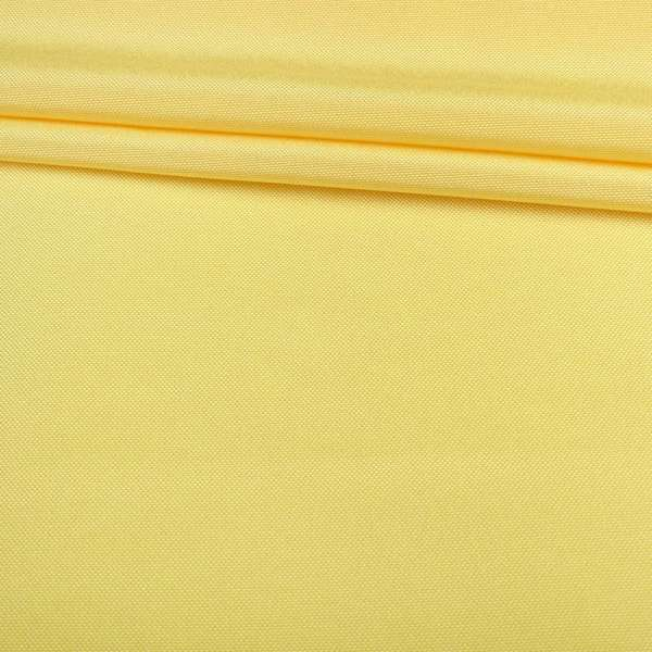 Ткань интерьерная универсальная желтая ш.140
