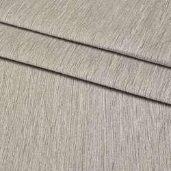 Шенілл портьєрний сірий світлий, ш.300