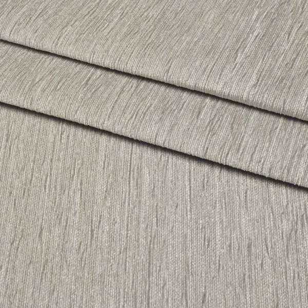 Шенилл портьерный серый светлый, ш.300