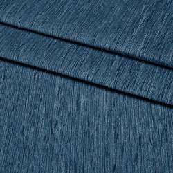 Шенілл портьєрний синій темний, ш.300
