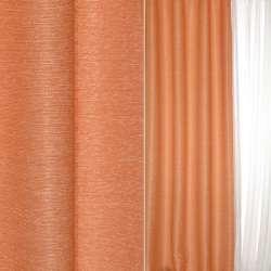Шенілл оранжево-бежевий ш.150