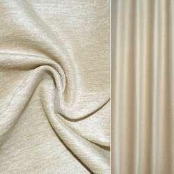 Велюр мебельный песочный ш.143