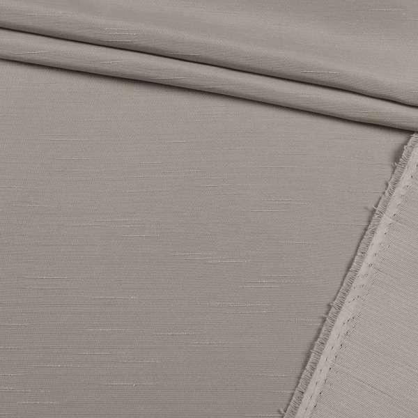 Ультра портьєрна сіра в структурні штрихи, ш.150