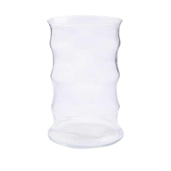 ваза стеклянная 14,5 см