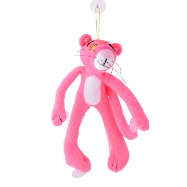 """игрушка """"Розовая пантера"""" на присосках"""