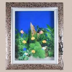 картина акваріум 60х70