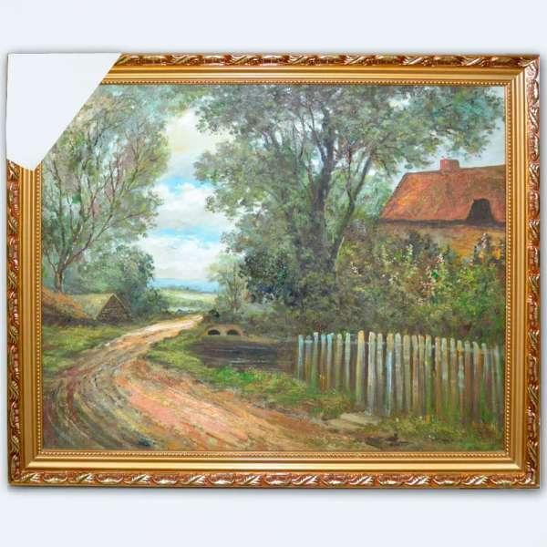 Сувенир картина рисованная объем. 50 х 60