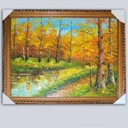 картина мальована, 50х60
