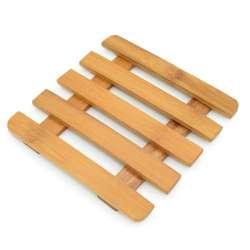 підставка під гаряче дерев'яний парканчик 15х15