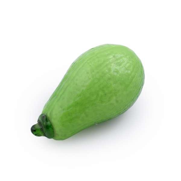 Сувенир фрукты и овощи стекло