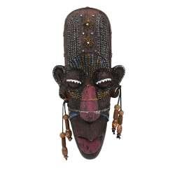 Настінна маска тубілець 20х9х3.5 см