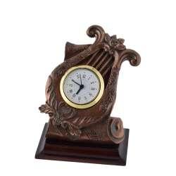 годинники настільні латунні