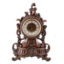 годинник настільн. латунь, 34см