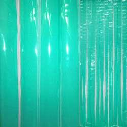 Дверна шторка силіконова 0,2 90х198 см зелена