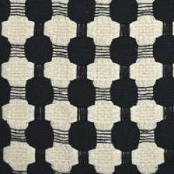 Тканина з етнічним орнаментом рогожка