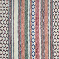 Тканина з етнічним орнаментом з вовной 340г/м